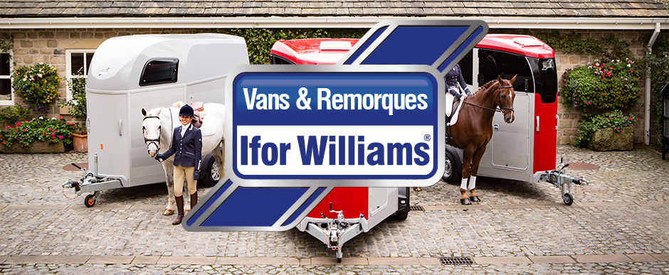 Remorques et Vans Ifor Williams
